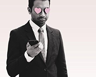 "The book cover of Aziz Ansari's book ""Modern Romance"""