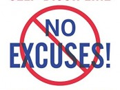 Cover page of the book No Excuses by Brian Tracy
